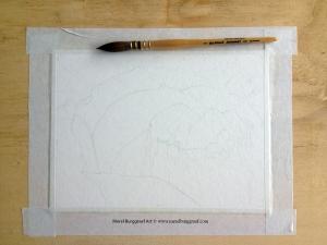 Merel Burggraaf Art Da Vinci Artissimo 428 Kolinsky